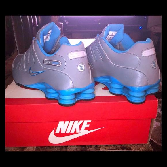 e977296dc12c Nike Shox NZ Sneakers - Notary Chamber